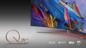 تلویزیون 4k هوشمند سامسونگ مدل 55Q7C