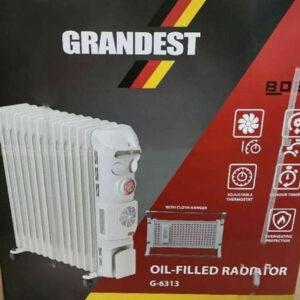 شوفاژ برقی GRANDEST مدل G-6313